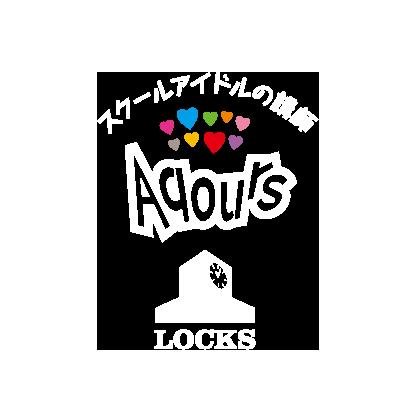 Aqours LOCKS!